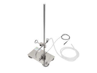Semi-automatic dispenser with optical sensor