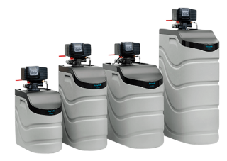 The Lubron EasySoft SXT is a water softener for tap water. It is suitable for our media preparators.
