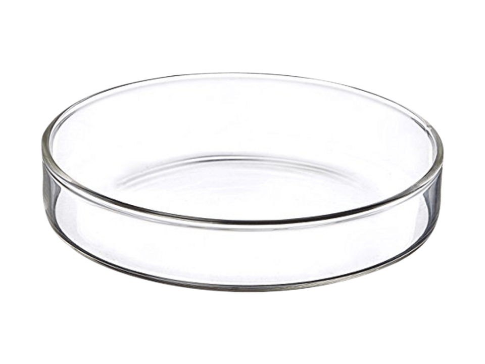 Petri dishes made of glass can be sterilized by an autoclave. Therefore, they are reusable.