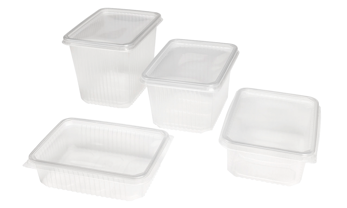 The rectangular culture vessels for plant tissue culture are available (non-)sterile in heights 50, 65, 90 and 125 mm.