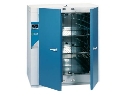 """JP Selecta Drying and sterilization ovens """"Dry-Big"""" with a capacity of 216, 288, 400 and 720 L have fan assisted circulation."""