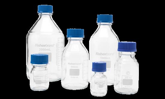 Duran bottles with screw cap