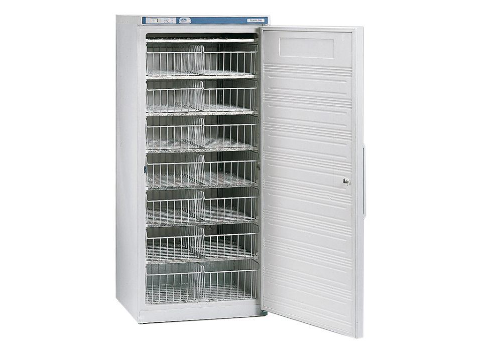 The JP selecta Upright freezers can be used for the preservation and storage at low temperatures and are chemically resistant