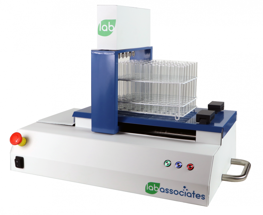 LA-Automated multiple dispensing system - tubes and conicals