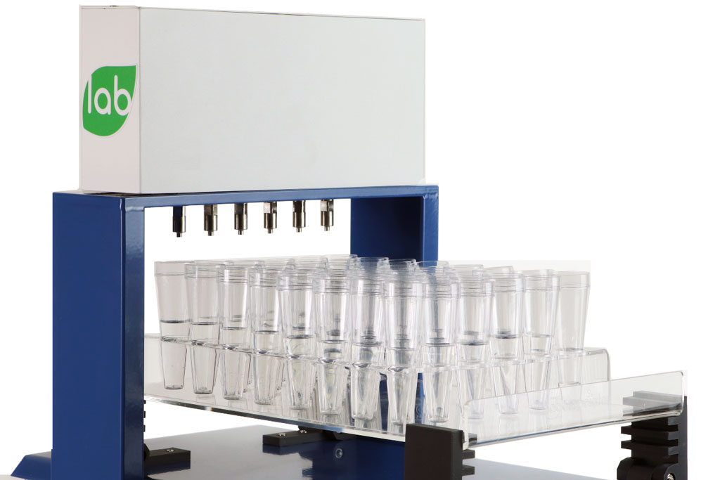 LA-Automated multiple dispensing system - conicals